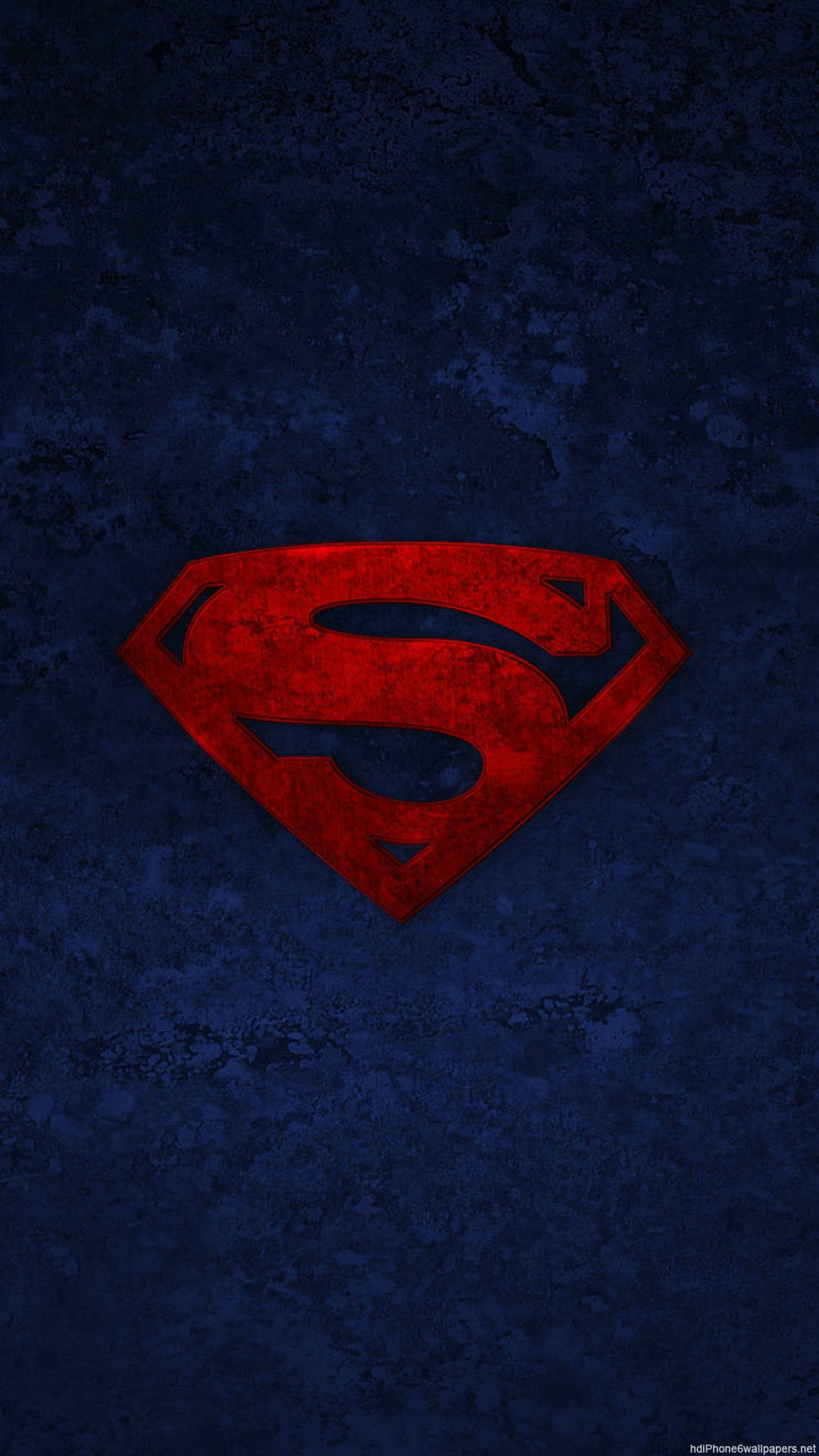 Superman logo iPhone 6 wallpapers HD   movie iPhone 6 Plus backgrounds 1080x1920