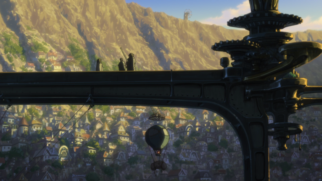 [Review] Made in Abyss episode 1   Anime Feminist 1024x576