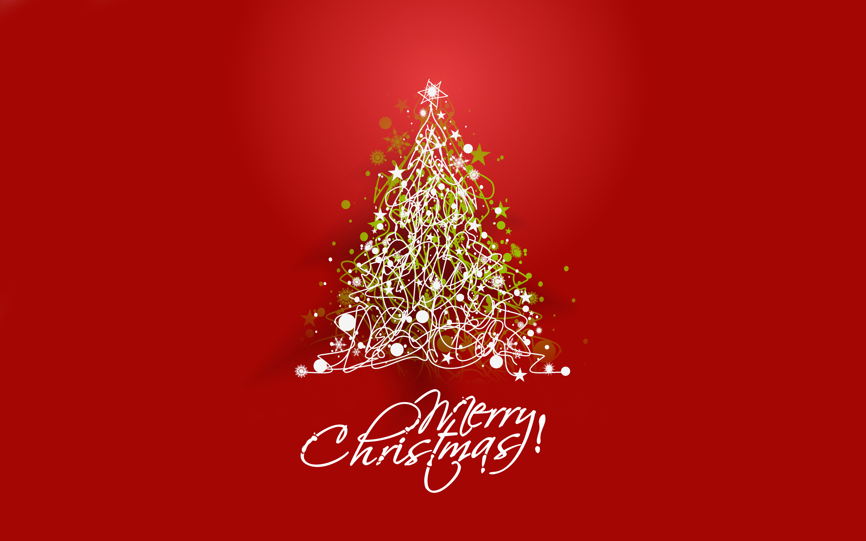 Merry Christmas HD wallpaper 2880x1800