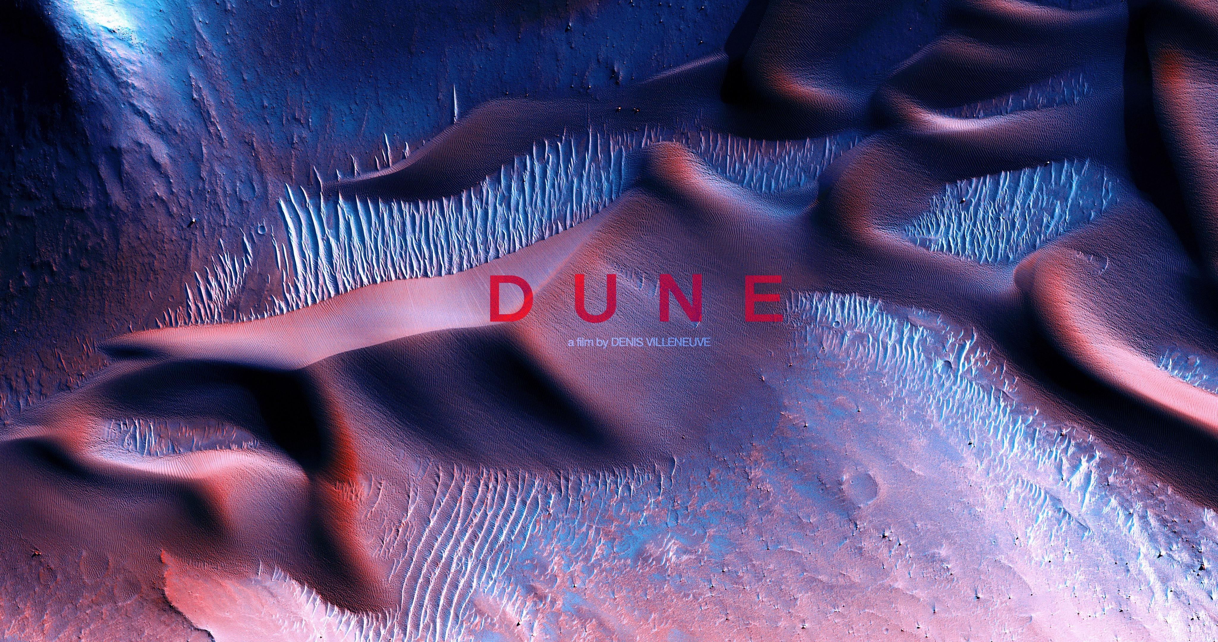 Dune 2020 Film 4K Wallpaper   WallpaperArc 4096x2160