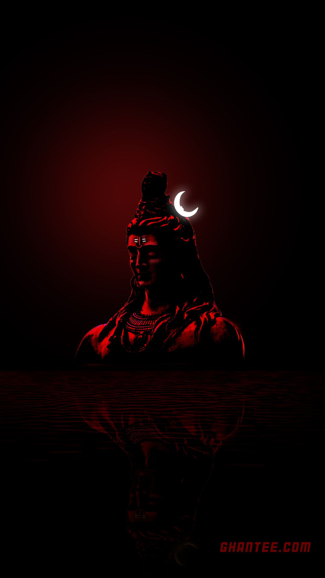 24 best lord shiva wallpapers for mobile devices Ghantee 1080x1920