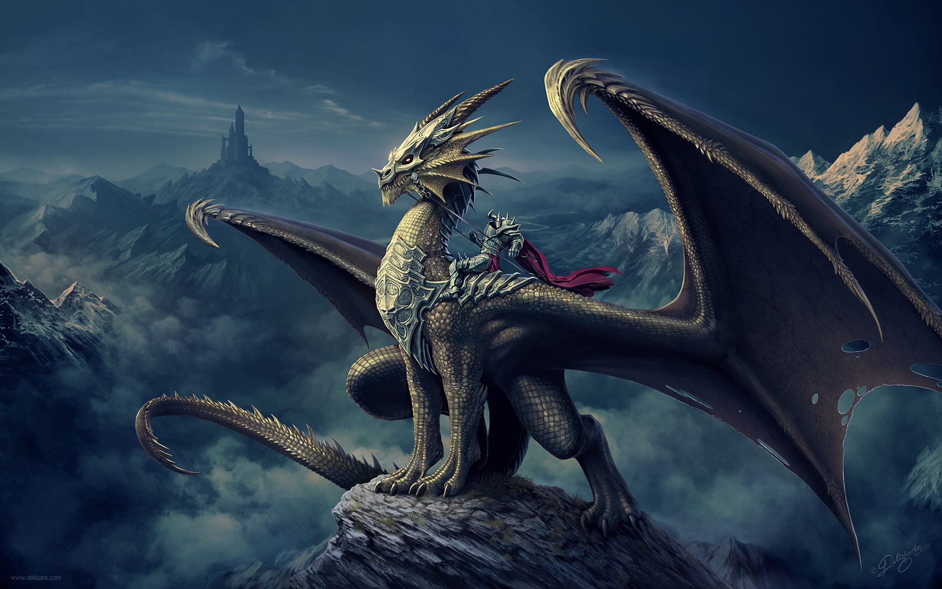 Dragon Rider wallpapers Dragon Rider stock photos 1920x1200
