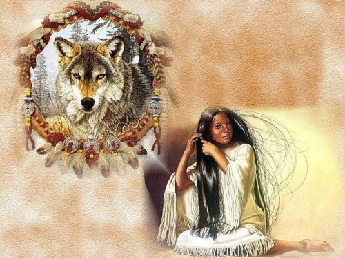 Native American Indian Wallpapers American Greetings Wallpaper 500x375