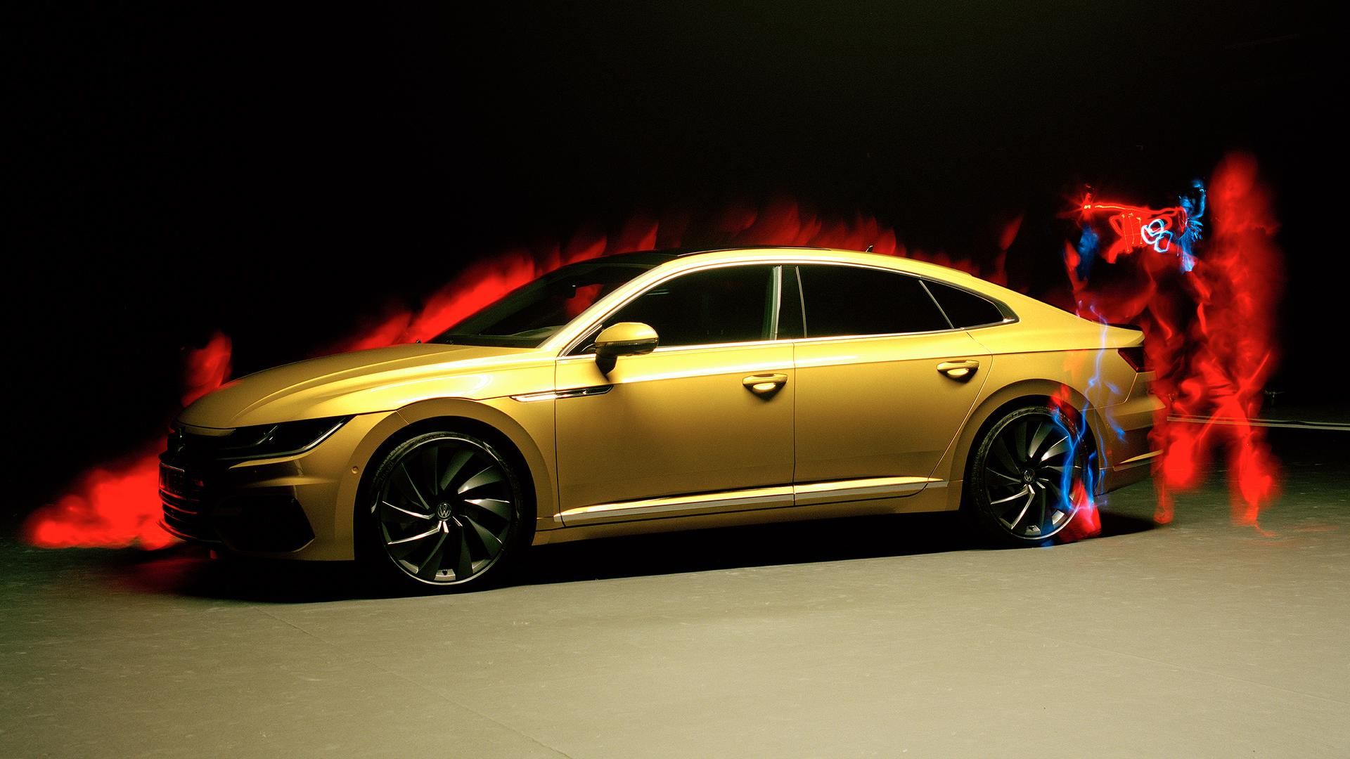 VW Arteon Shot By Blind Photographer 1920x1080