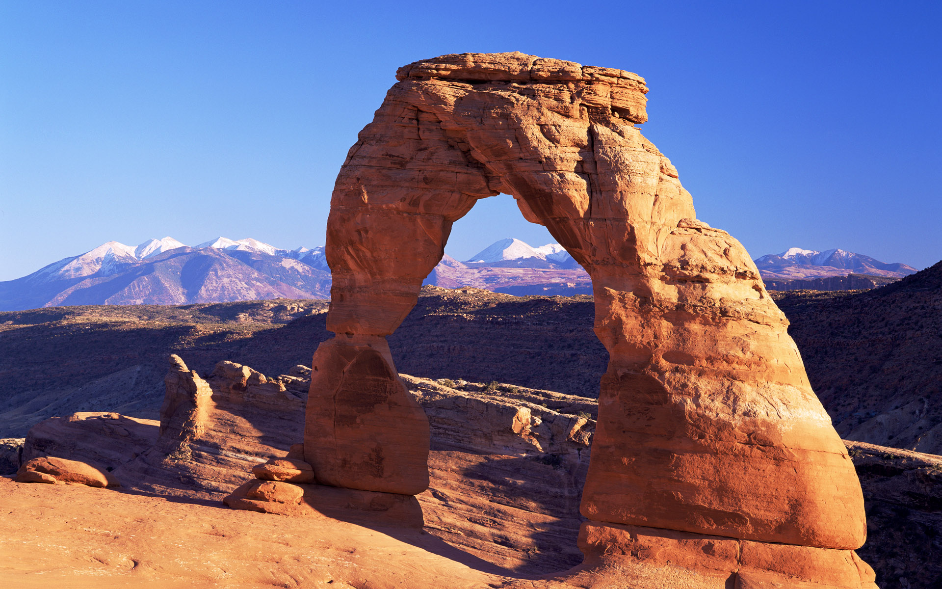 Arches National Park Utah USA Wallpapers   HD Wallpapers 48724 1920x1200
