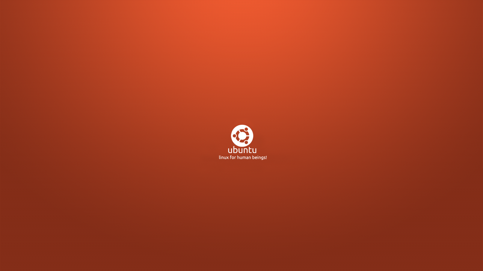 Cute HD Pictures Wallpaper Ubuntu 1204 1600x900