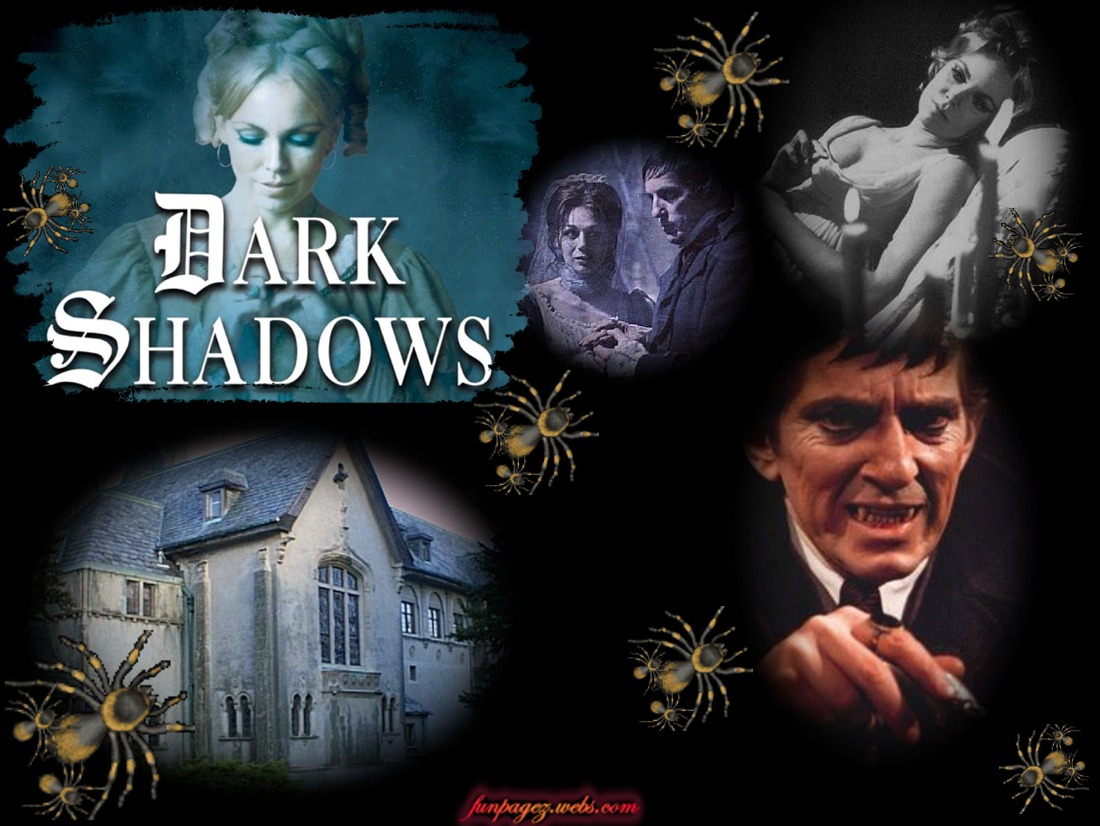 Dark Shadows Classic Monster TV Series of the 60s Mardis Funpagez 1100x826
