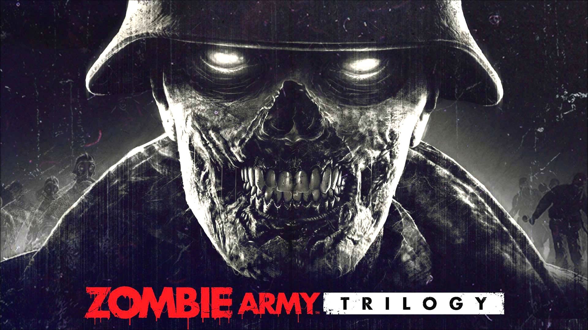 NAZI ZOMBIE ARMY TRILOGY survival horror shooter dark action 1920x1080