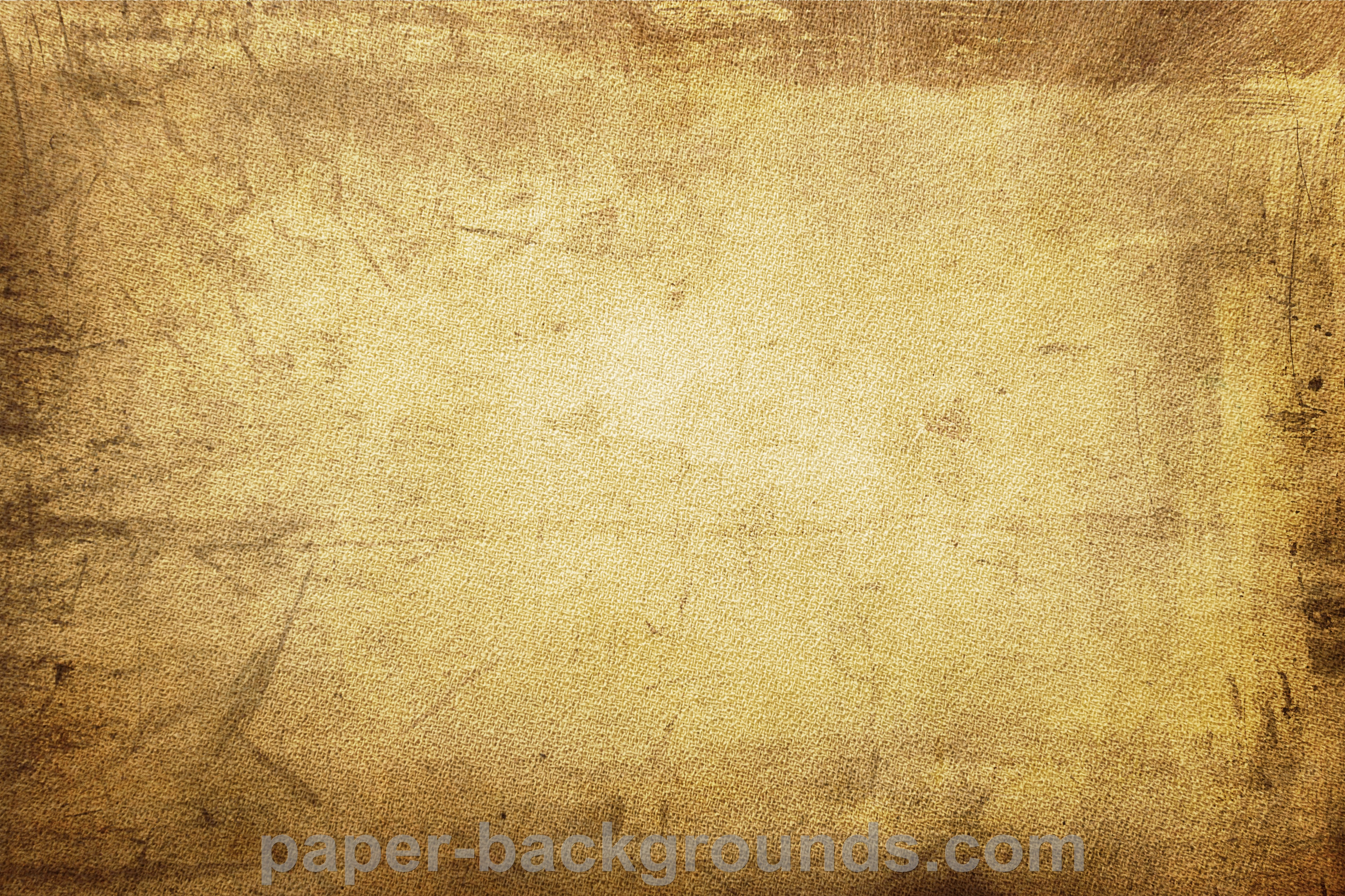 Paper Backgrounds Yellow Vintage Fabric Texture Background 3888x2592