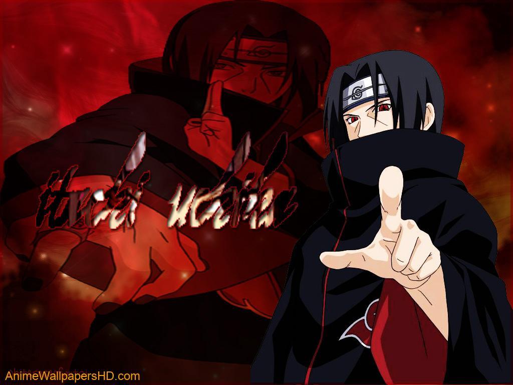 Download Naruto wallpaper Itachi Uchiha 1024x768
