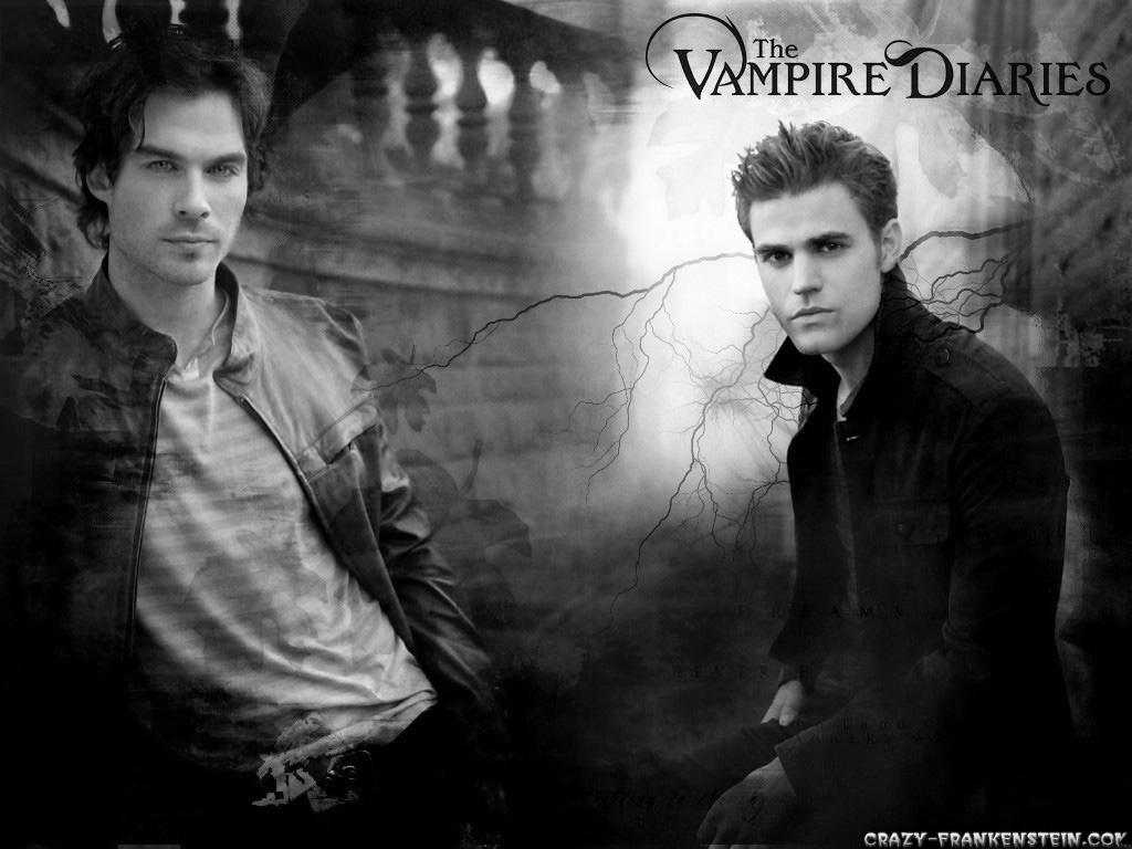 my favorite VAMPIRE DIARIES 1024x768
