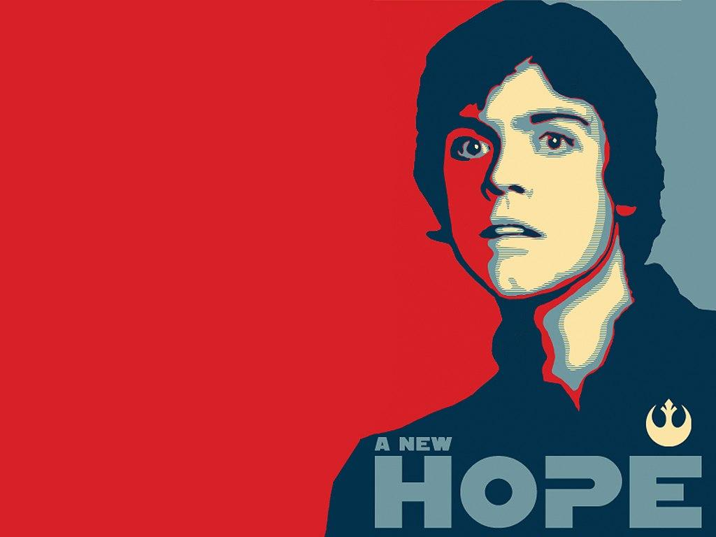 star wars luke skywalker new hope hd wallpaper   14883   HQ Desktop 1024x768