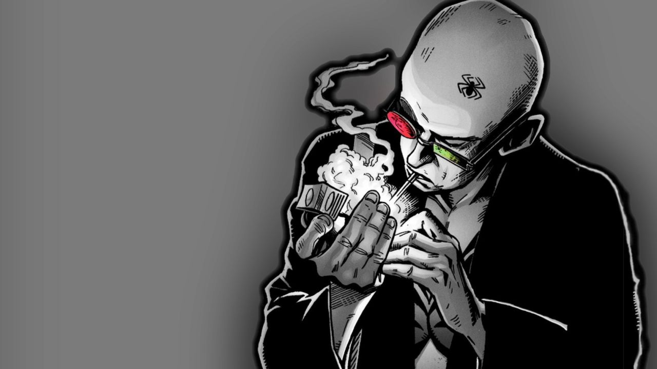 Gangster Cartoon Desktop Wallpaper Gangster Cartoon 1280x720