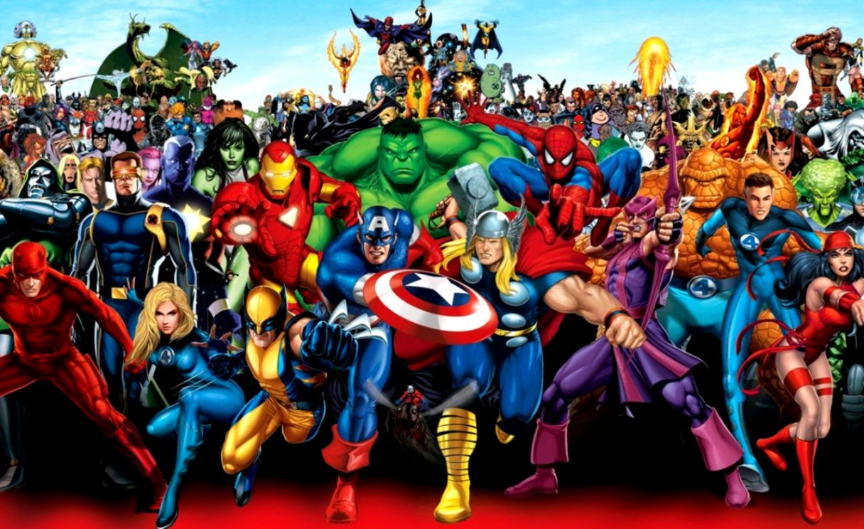 Free Download Marvel Backgrounds Wallpaper Wallpapers Pc