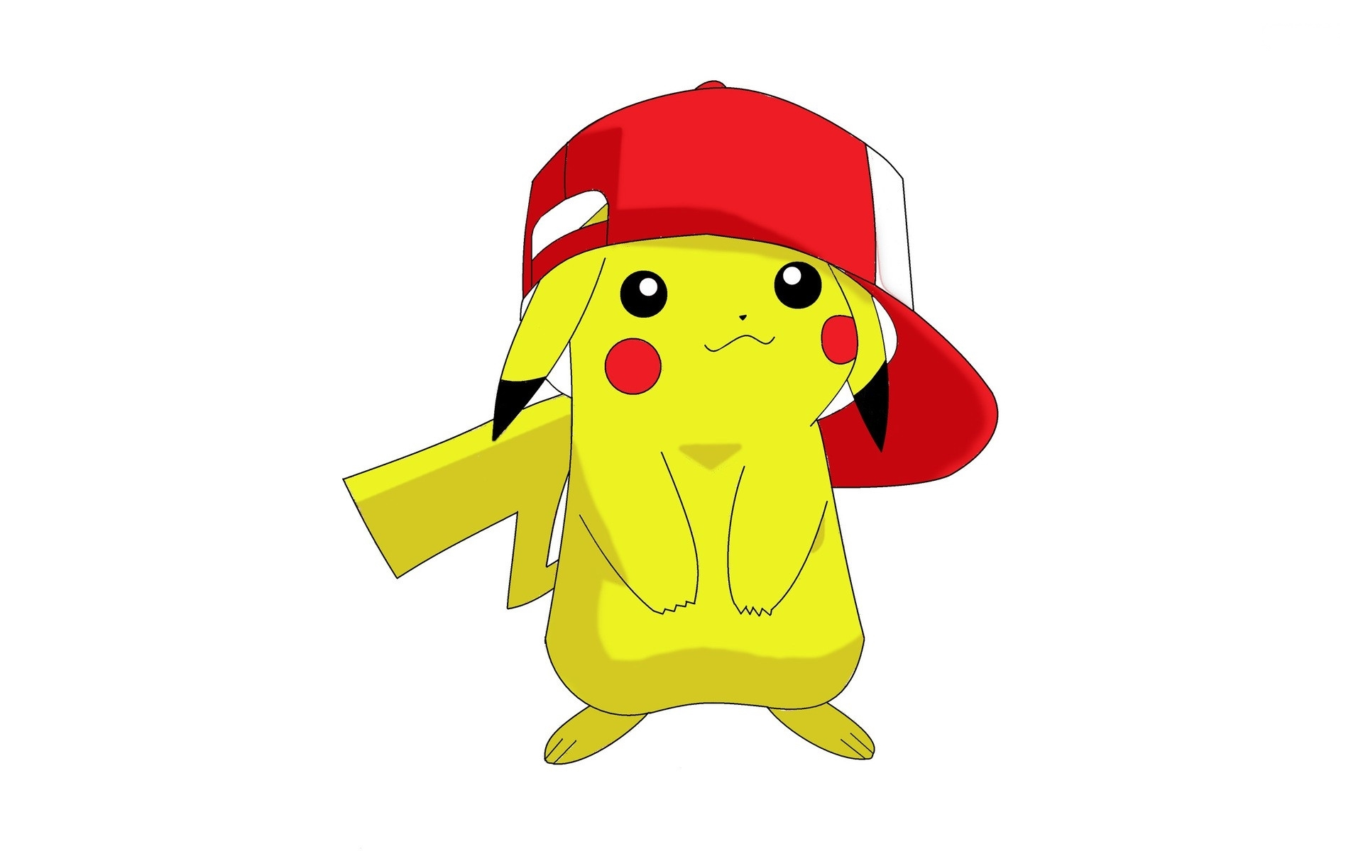 anime manga game cute yellow cap wallpapers photos pictures 1680x1050