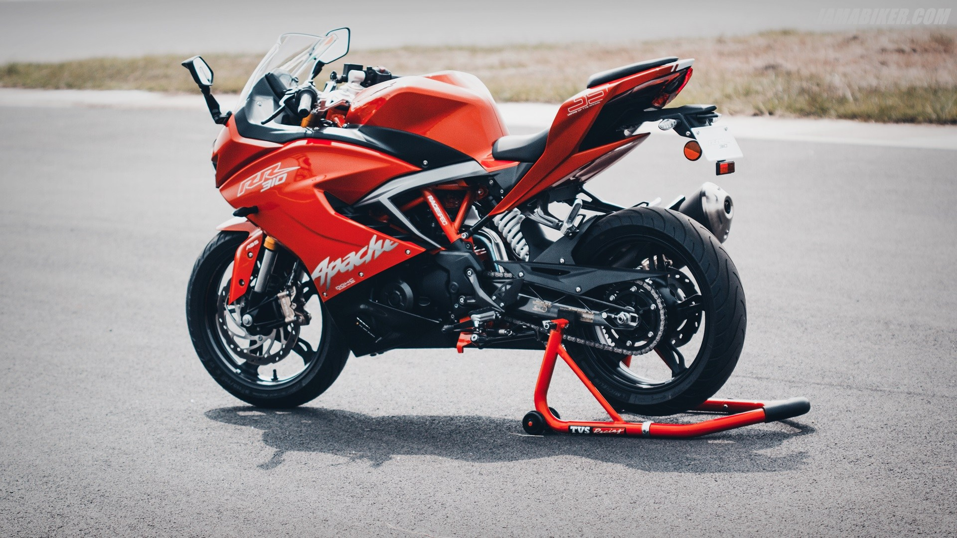 TVS Apache RR 310 HD wallpapers IAMABIKER   Everything Motorcycle 1920x1080