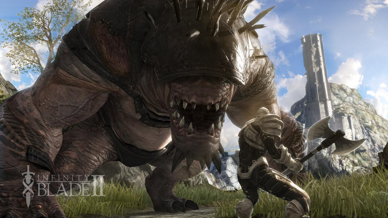 Infinity Blade 2 Review GamingBoltcom Video Game News Reviews 1280x720