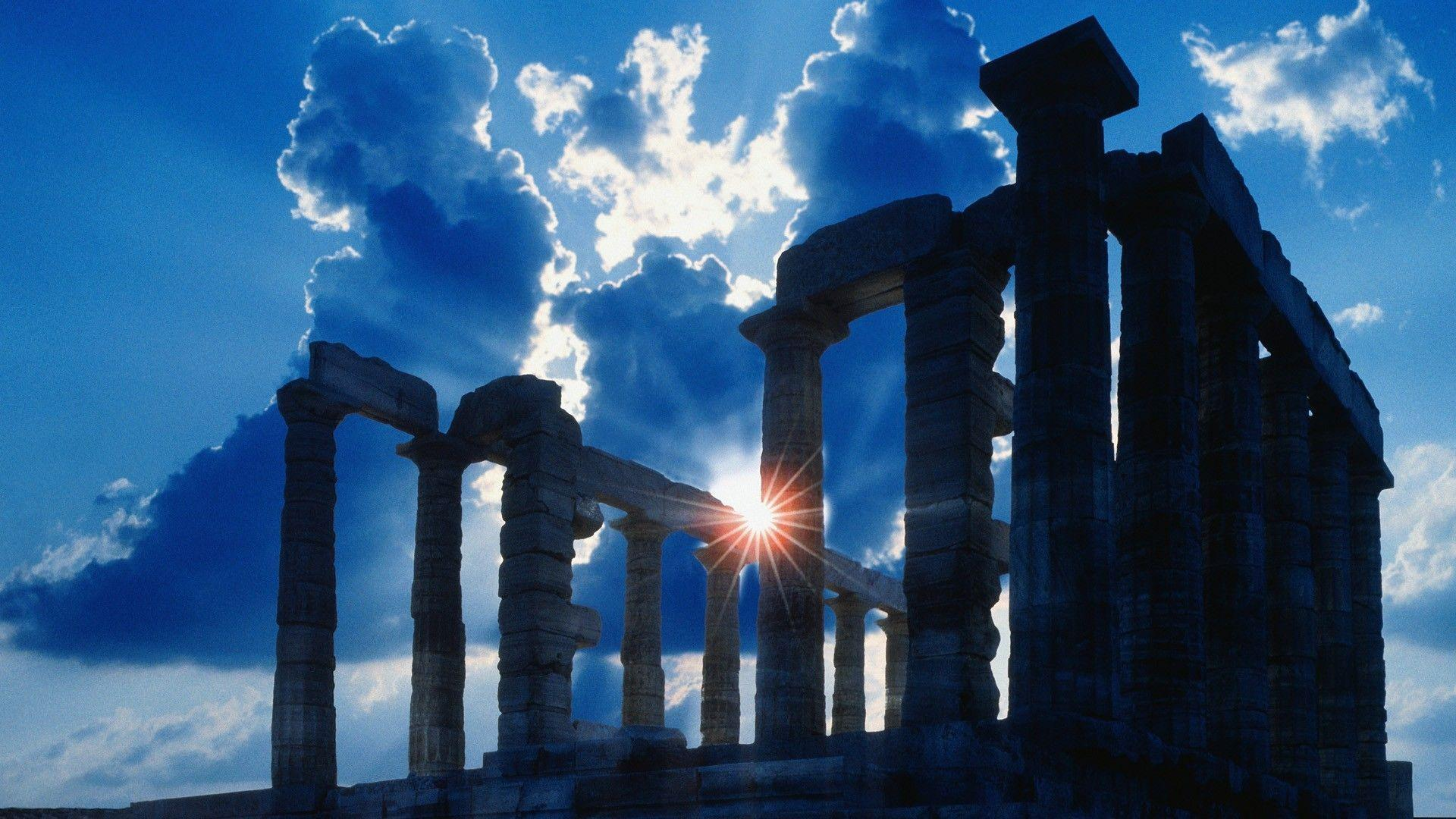 Ancient Greece Wallpapers 1920x1080