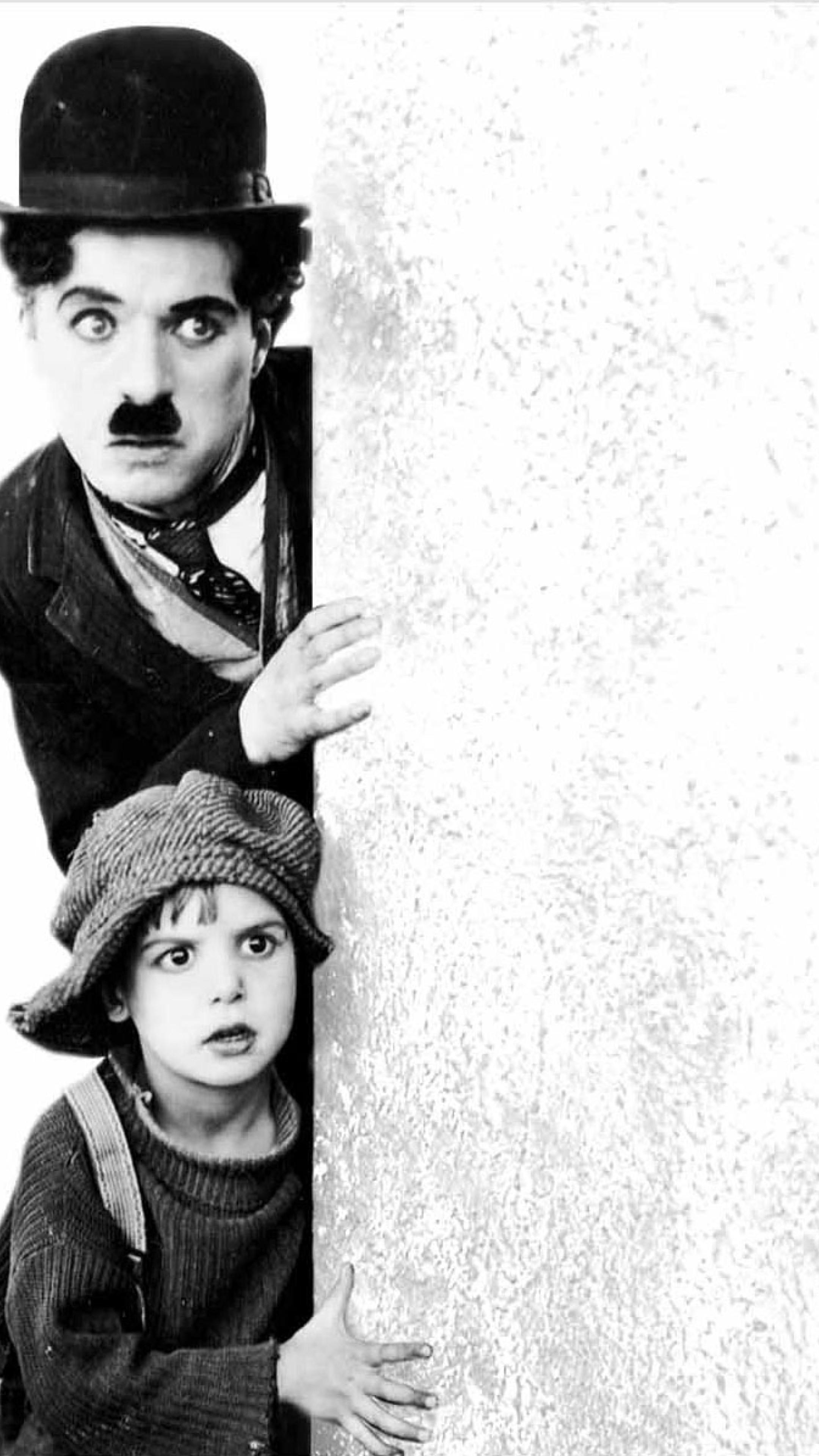 58 Charlie Chaplin Wallpapers on WallpaperPlay 2160x3839