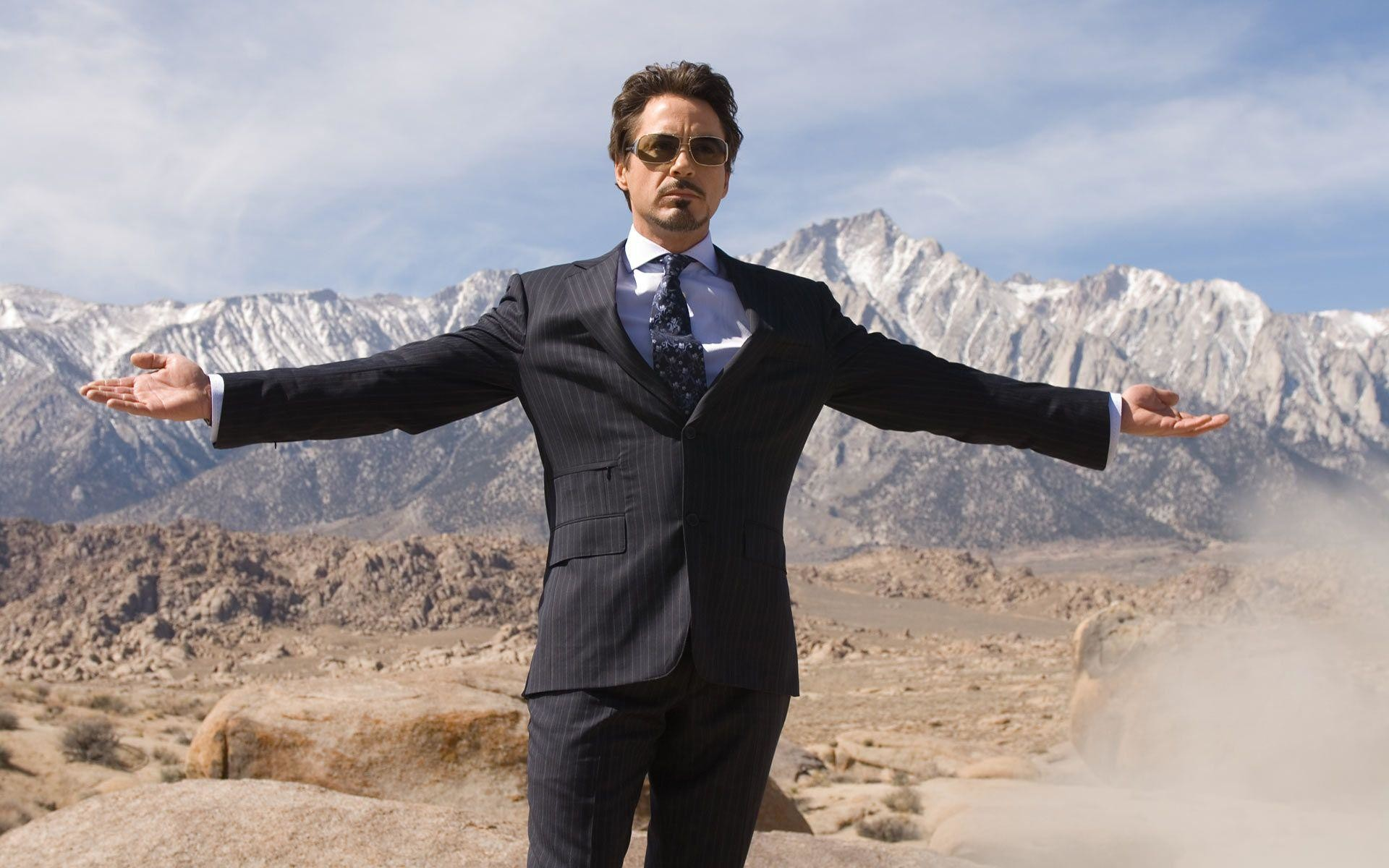Robert Downey Jr Iron Man Wallpaper 71 images 1920x1200