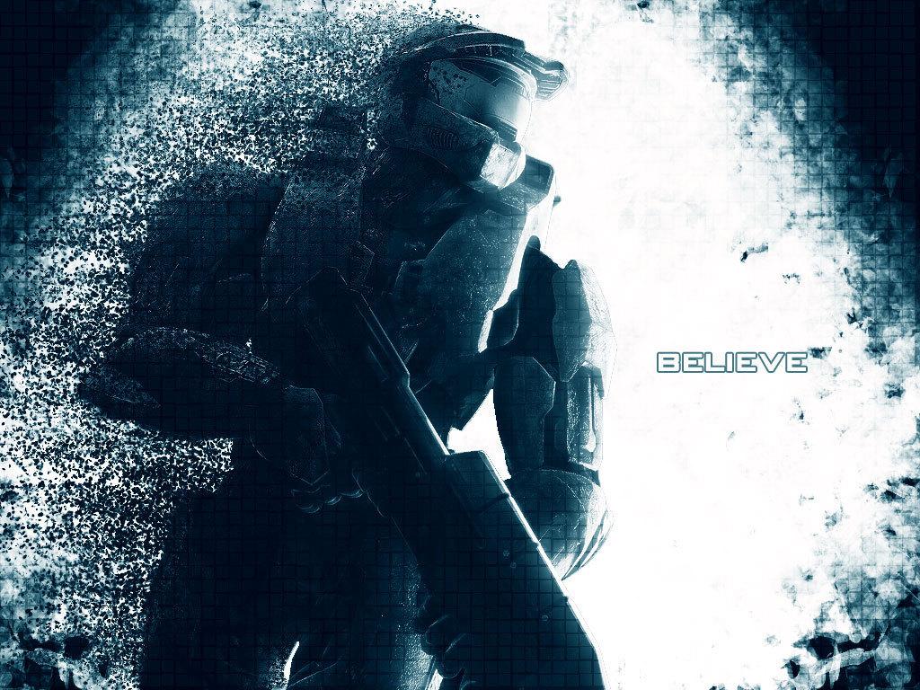 Halo 3 wallpaper   Halo 3 Wallpaper 5534811 1024x768