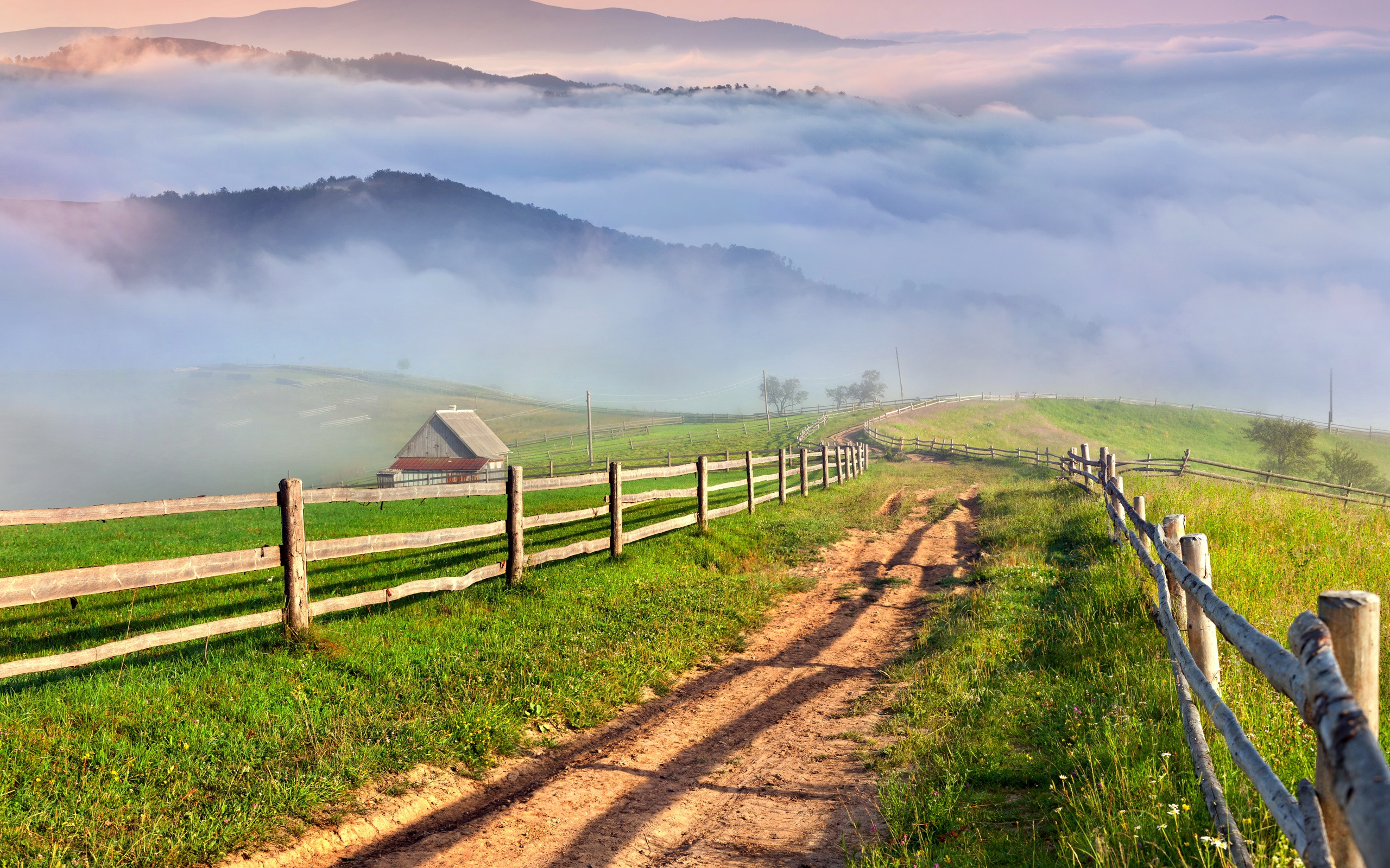 Country landscape wallpaper wallpapersafari for Landscape pictures