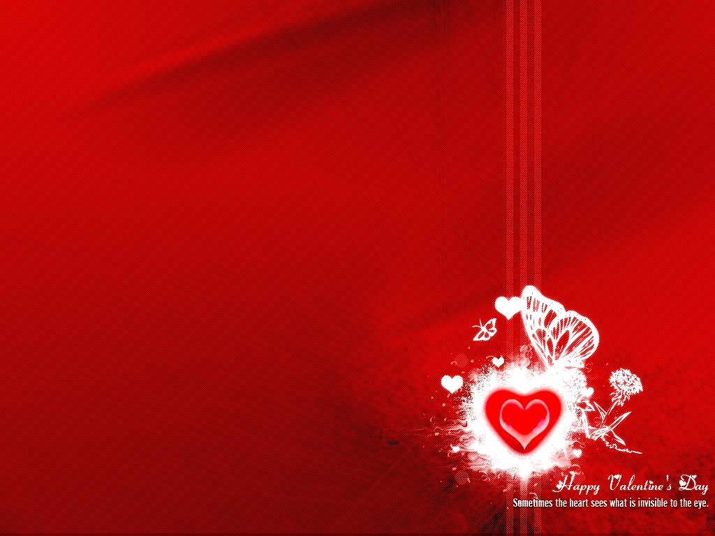 valentines day Cute wallpapers 1024x768
