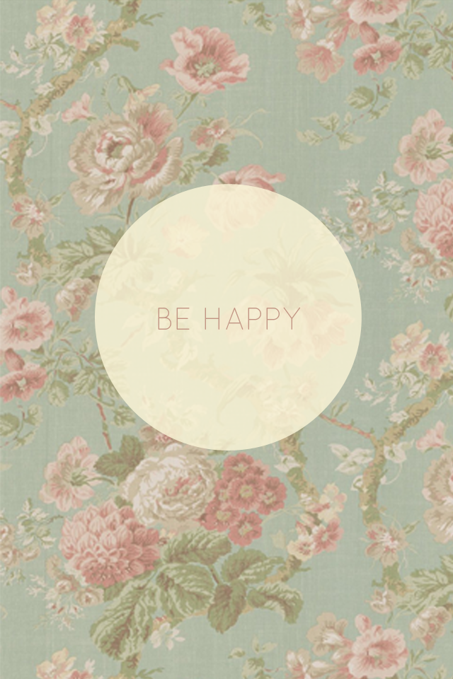 Iphone Backgrounds Vintage Floral Click here to download iphone 640x960