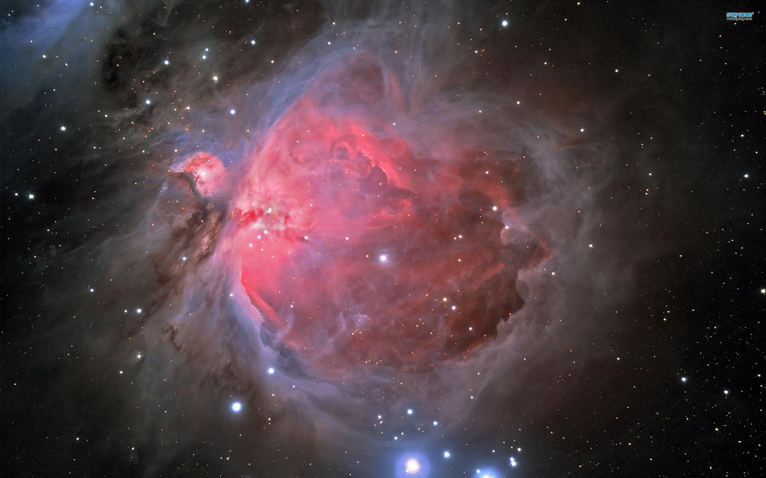 Home Orion Nebula Desktop Background Wallpaper Orion Nebula 2560x1600