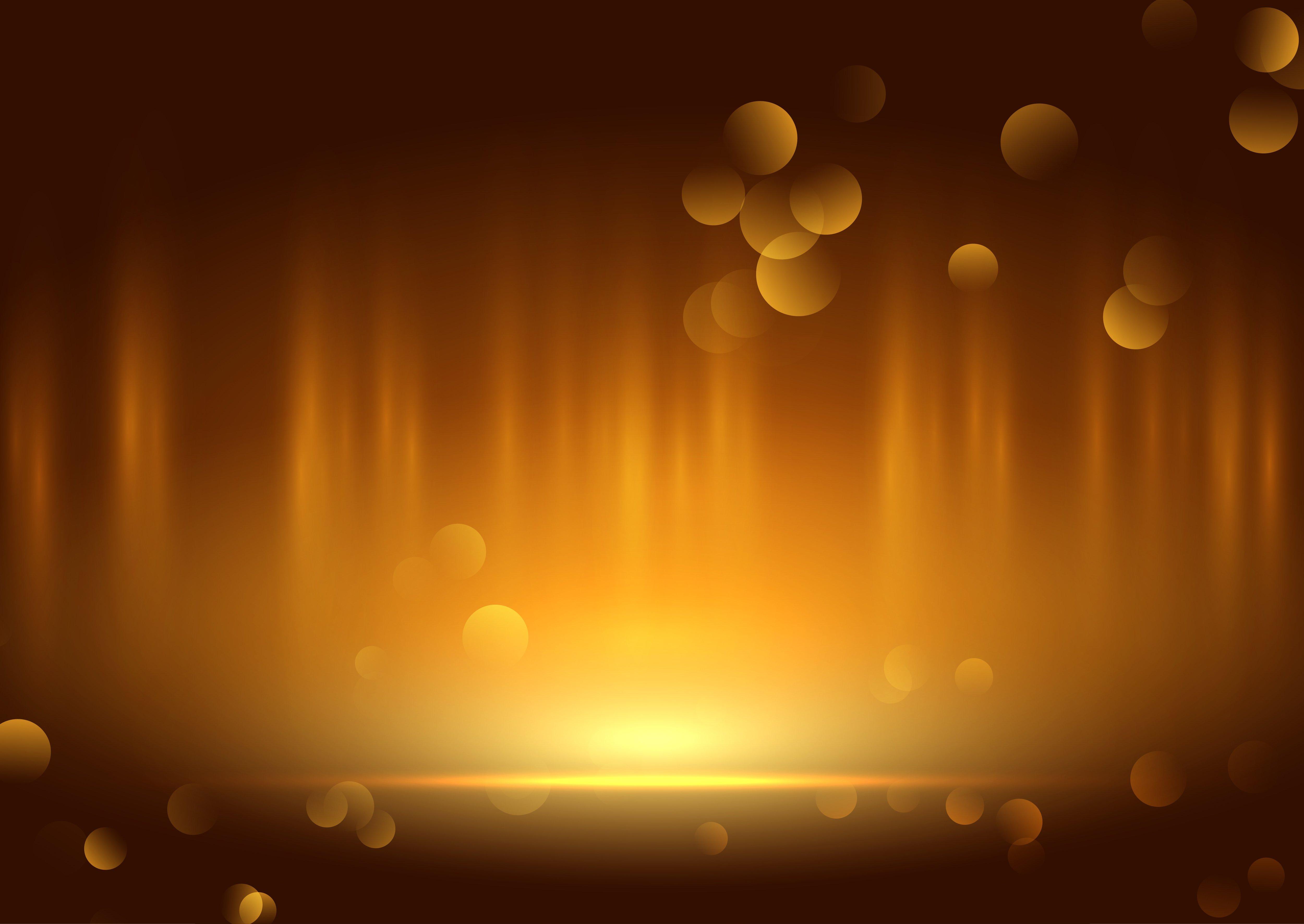 Display background with golden lights 678938 Vector Art at Vecteezy 5000x3542
