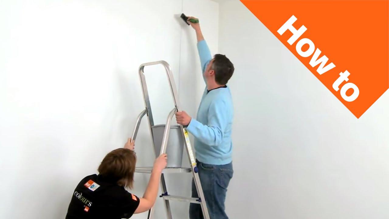 youtube hanging wallpaper wallpapersafari. Black Bedroom Furniture Sets. Home Design Ideas