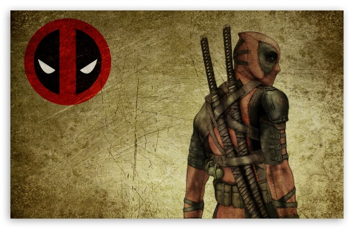 Deadpool Wade Wilson HD desktop wallpaper High Definition 510x330