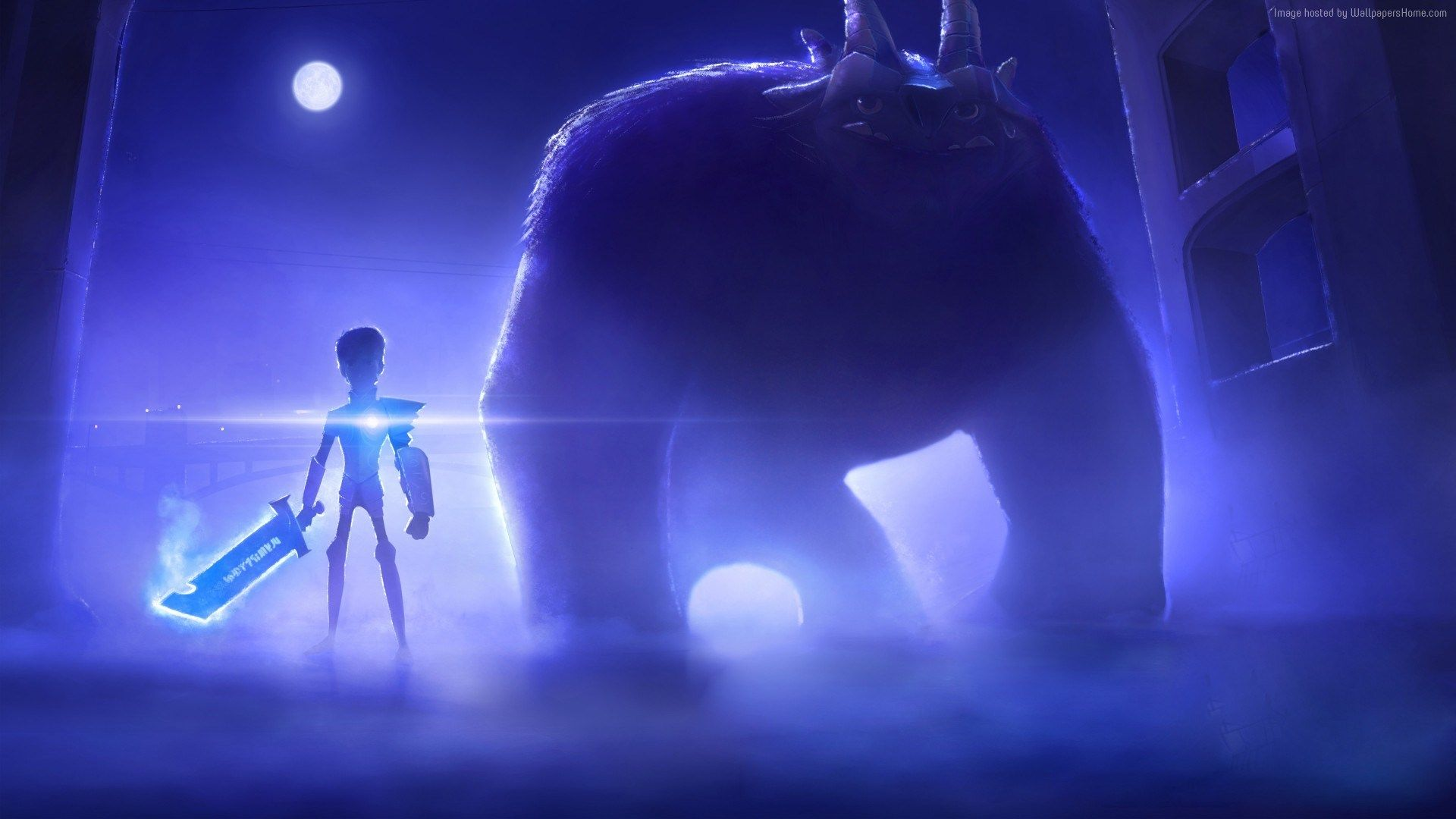 trollhunters wallpaper movies Daylight is Mine to Command 1920x1080