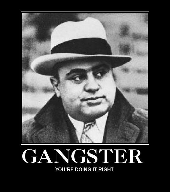 Al Capone Poster by Natsa666 on DeviantArt