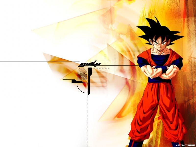 Drawings Dragon Ball Son Goku Wallpaper 800x600 Full HD Wallpapers 800x600