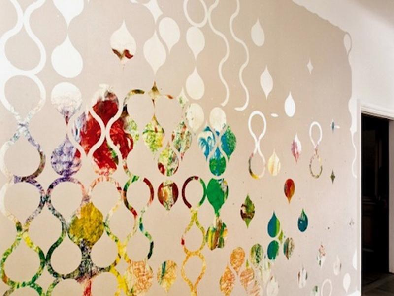Peel Off Wallpaper Design Tear 800x600