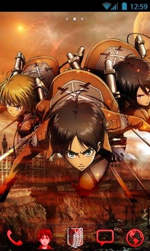 Attack On Titan Iphone Wallpaper Best attack titan mikasa theme 307x512