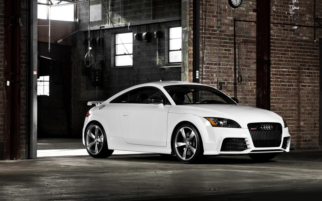 Audi TT RS Coupe wallpaper 10275 1280x800