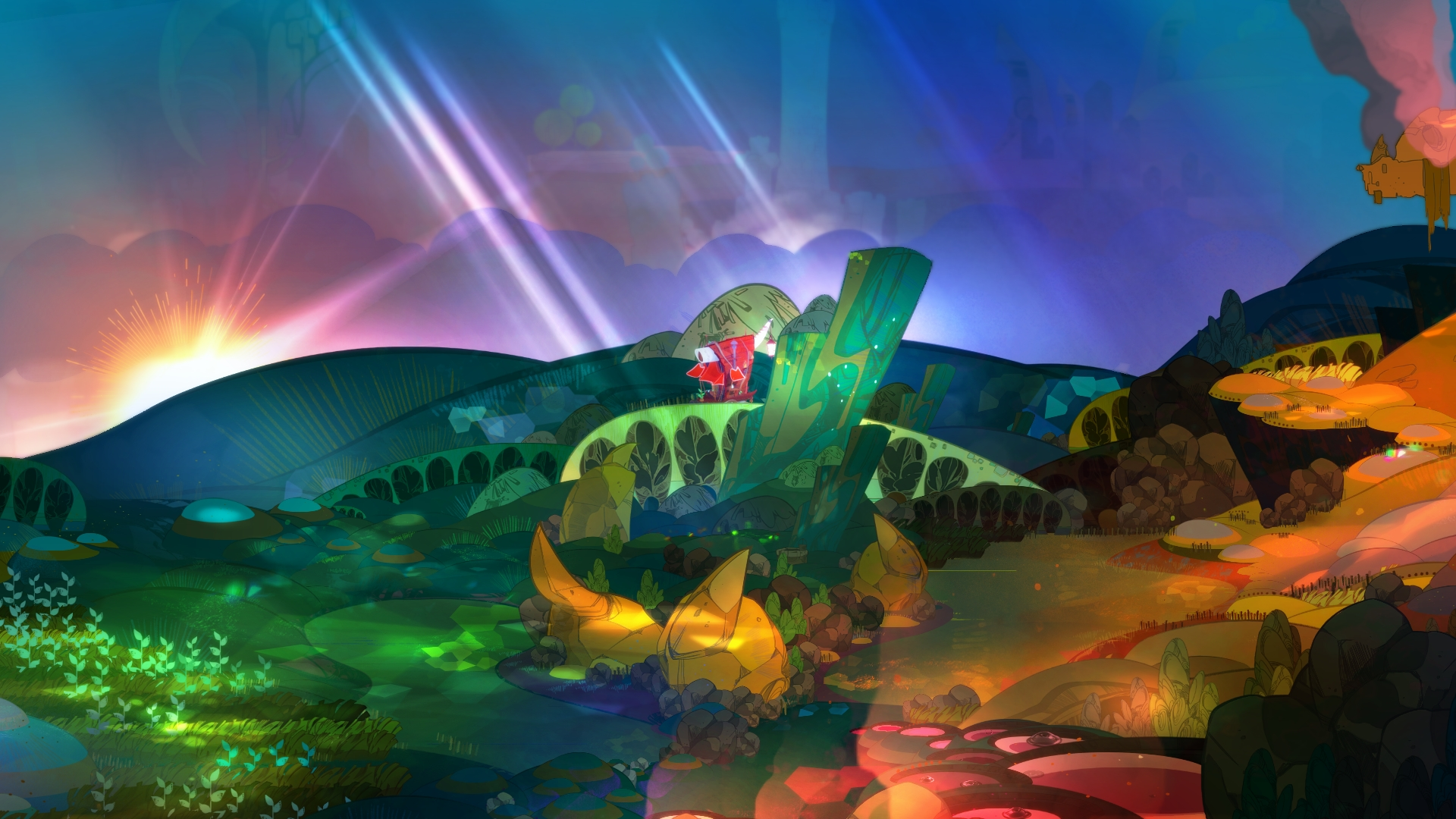 Supergiants Pyre Focuses on Companionship and a Little Bit of 1920x1080