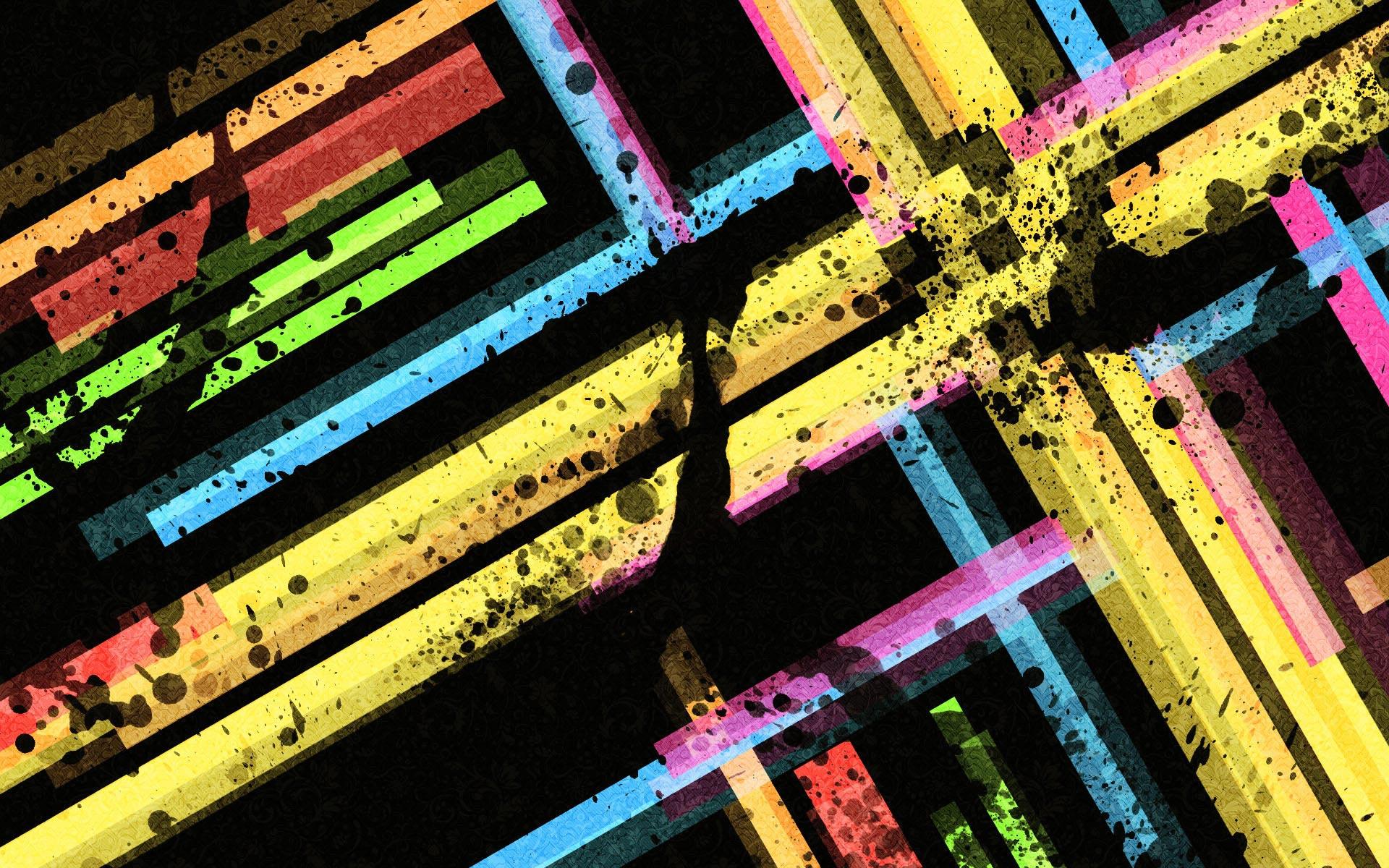 HD Wallpaper Themes Futuristic graphic arts hd wallpaper 1920x1200