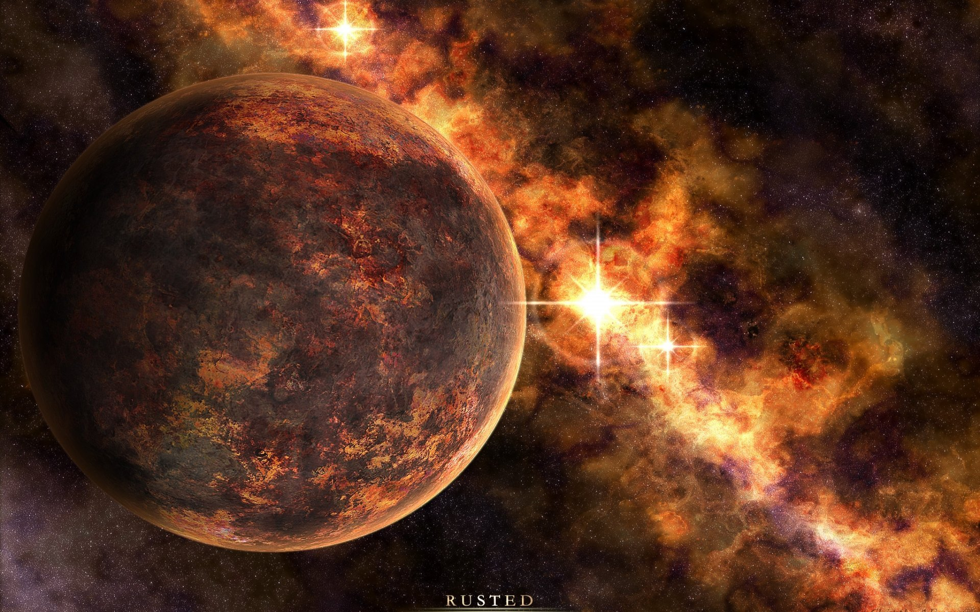 wallpapers google cool planet rustedplanet images themes 1920x1200