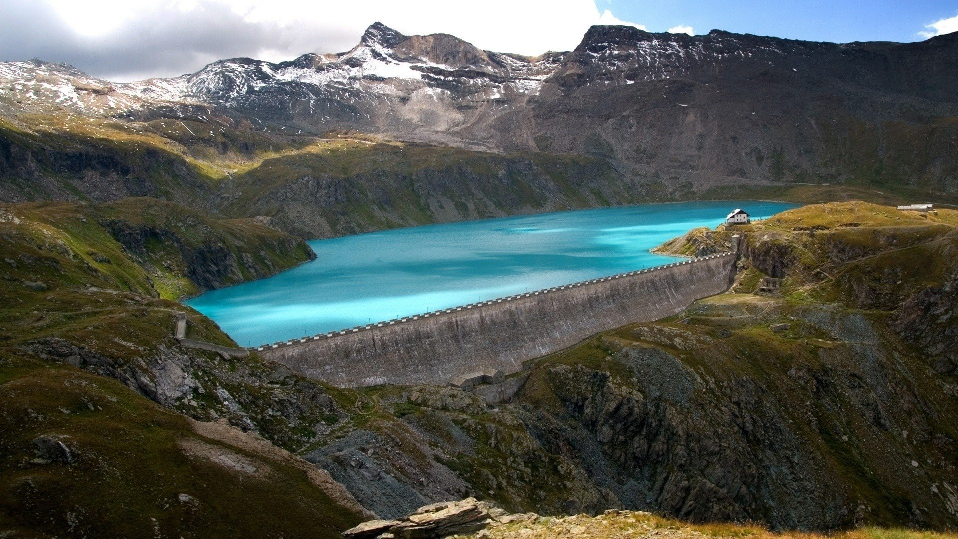 Dam Wallpapers and Background Images   stmednet 1920x1080