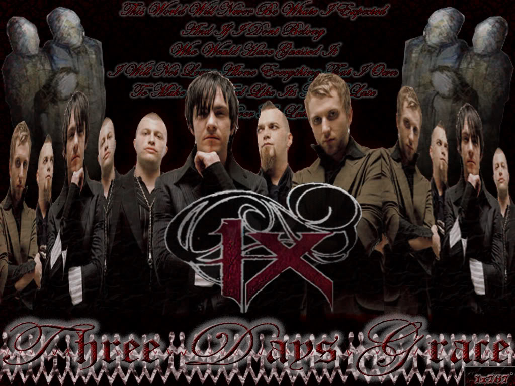 wwwbopmyspacecomdownload wallpaper 8three days grace wallpaper 1024x768
