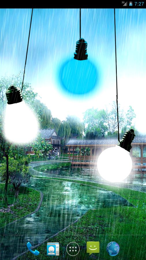 in the rain or love to watch bulbs lights in rain bulbs in rain live 506x900