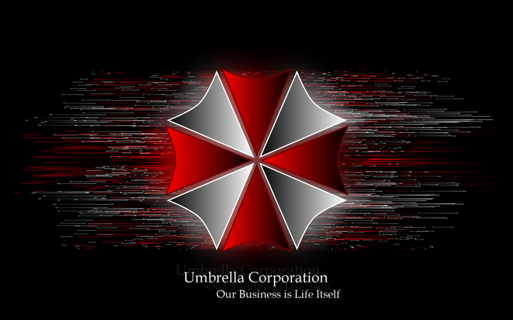 48 umbrella corp wallpaper on wallpapersafari - Umbrella corporation wallpaper hd 1366x768 ...