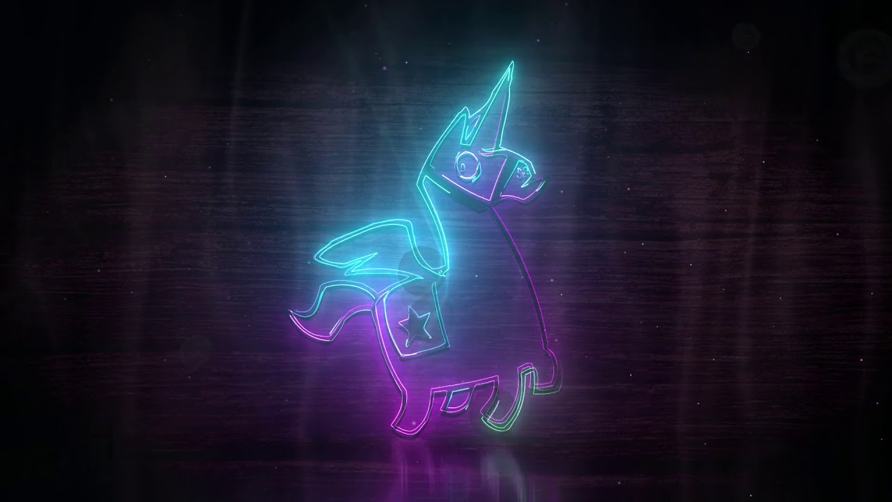 Fortnite Llama Live Wallpaper [1280x720