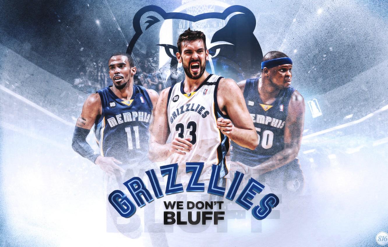 Wallpaper Sport Basketball NBA Grizzlies Memphis Mike Conley 1332x850