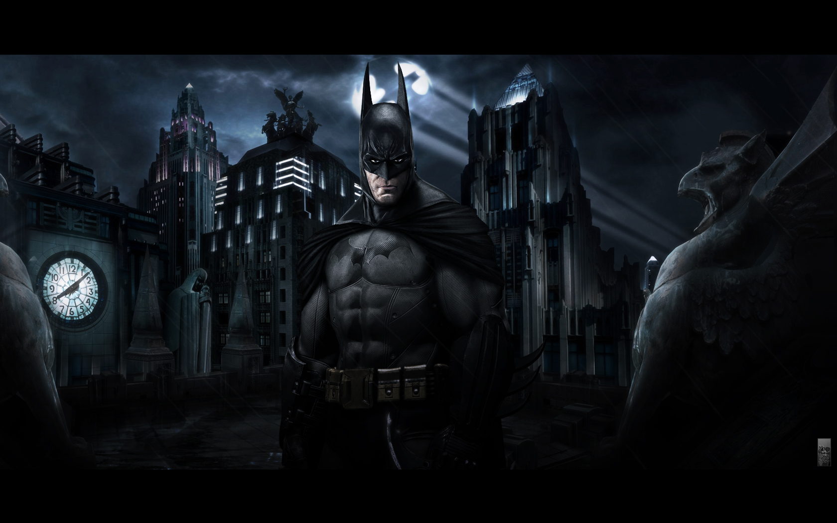 DC Comics desktop wallpaper Batman wallpapers 1680x1050