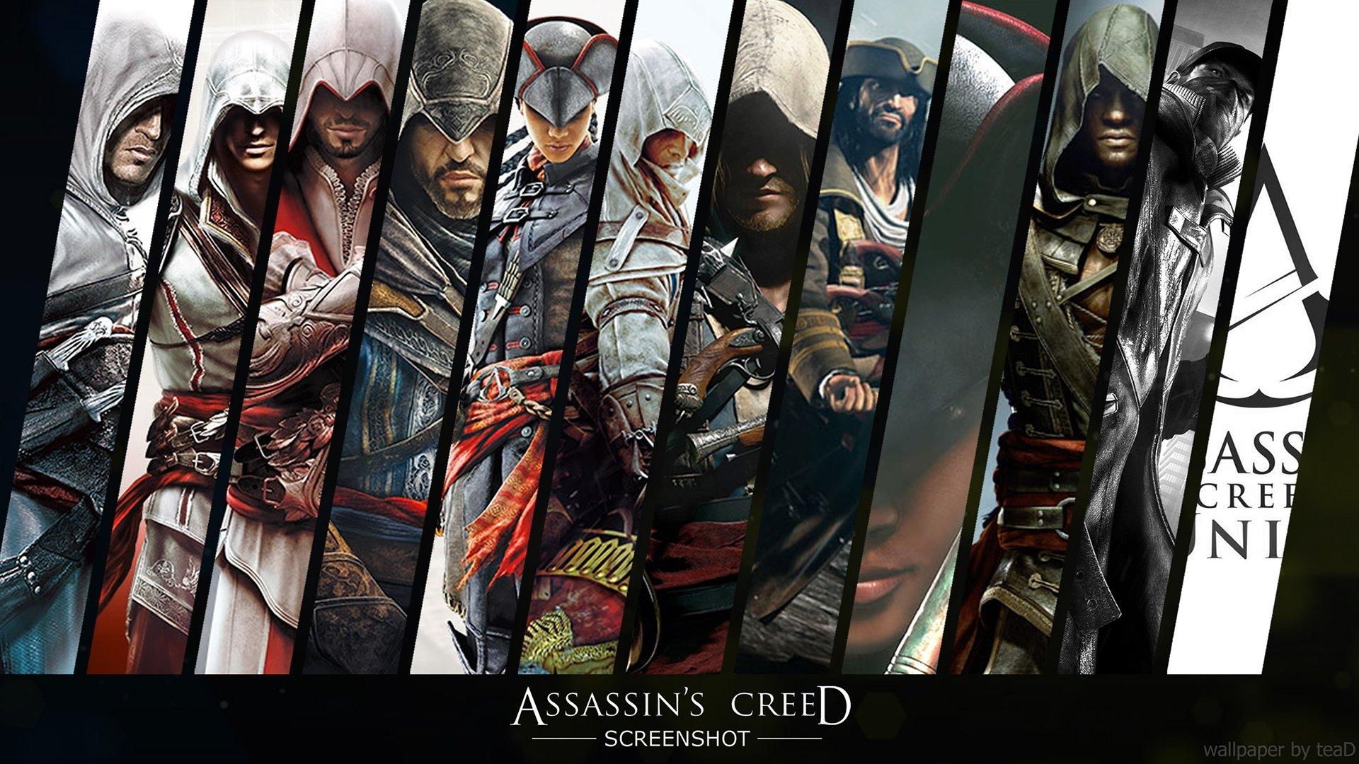 44 Assassin S Creed Wallpaper 1920x1080 On Wallpapersafari