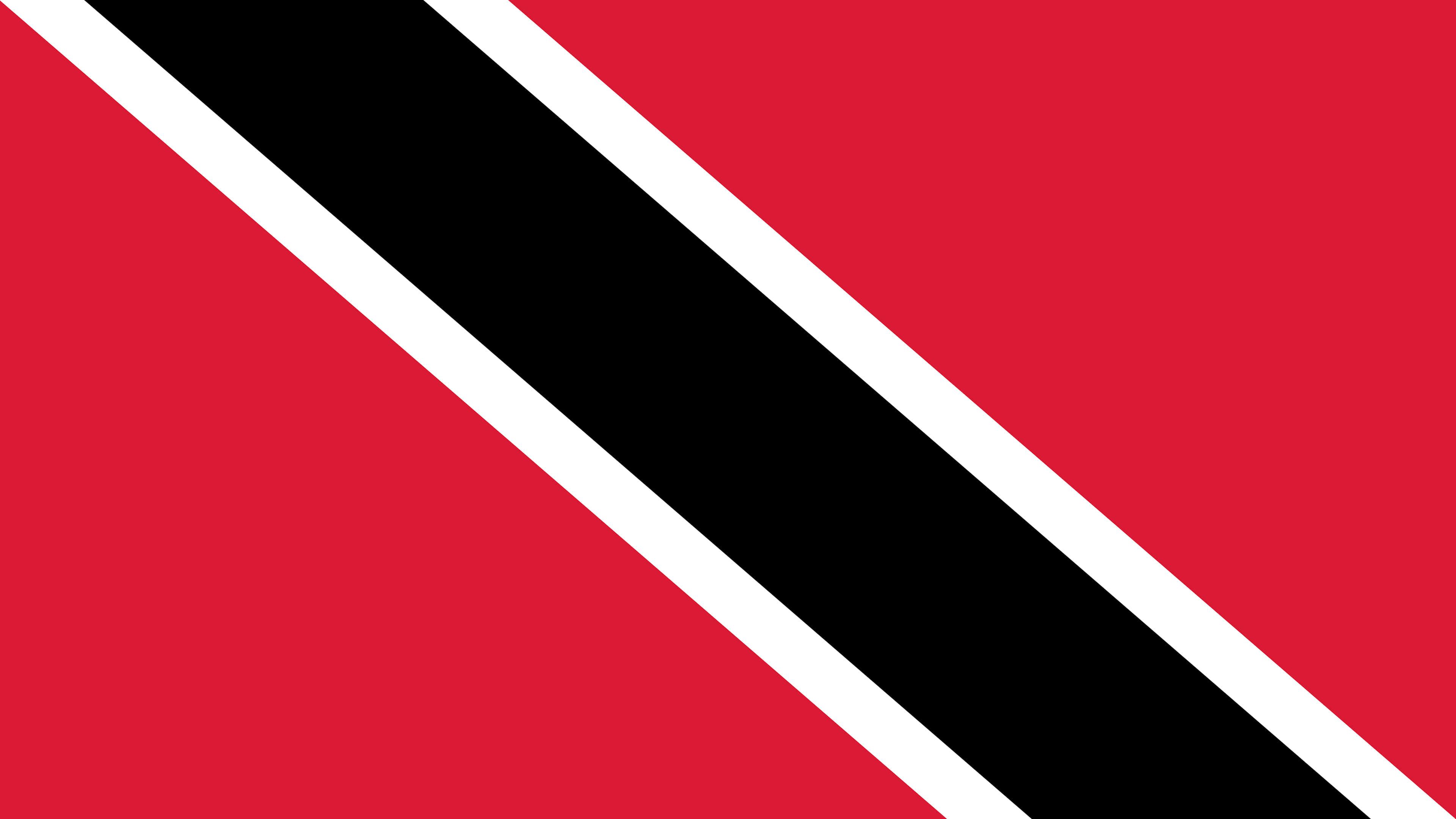Trinidad And Tobago Flag UHD 4K Wallpaper Pixelz 3840x2160